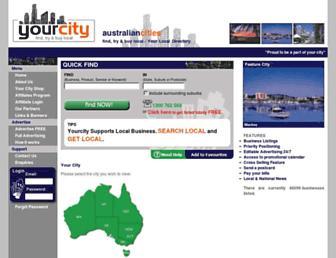 Thumbshot of Yourcity.com.au