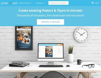 postermywall.com screenshot