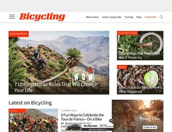 Thumbshot of Bicycling.com