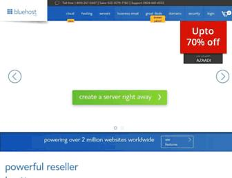 Thumbshot of Bluehost.in