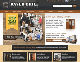 bayerbuilt.com screenshot