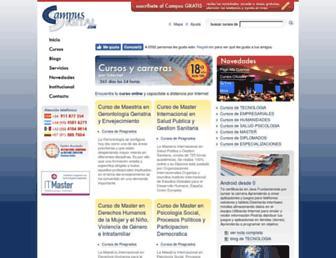campusdigital.com screenshot