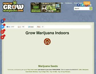 howtogrowmarijuana.com screenshot