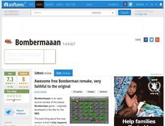 bombermaaan.en.softonic.com screenshot