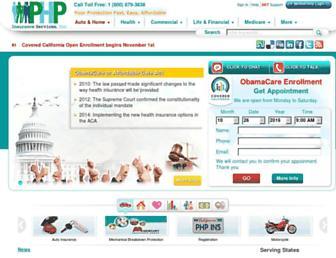 phpbroker.com screenshot