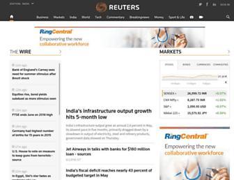 in.reuters.com screenshot
