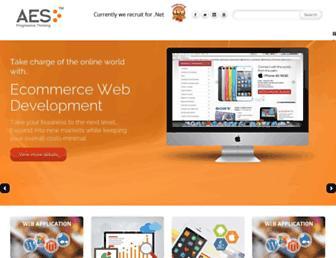 advanceecomsolutions.com screenshot