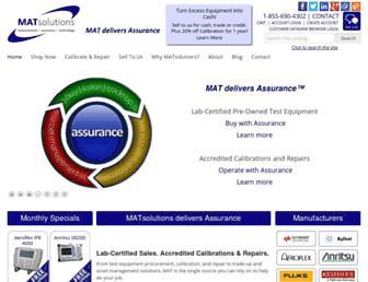 matsolutions.com screenshot