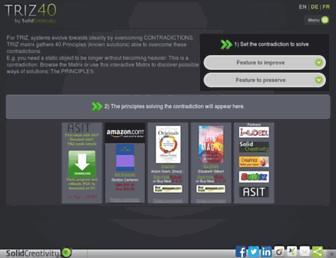 triz40.com screenshot