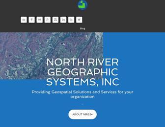 northrivergeographic.com screenshot