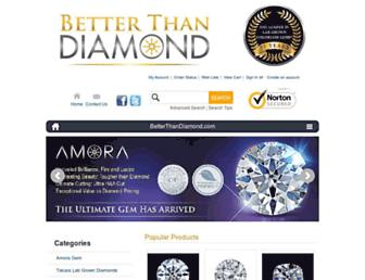 Thumbshot of Betterthandiamond.com