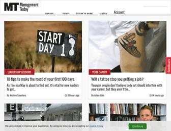 Thumbshot of Managementtoday.co.uk