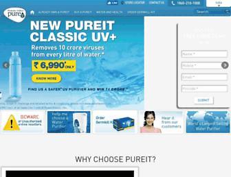 Thumbshot of Pureitwater.com