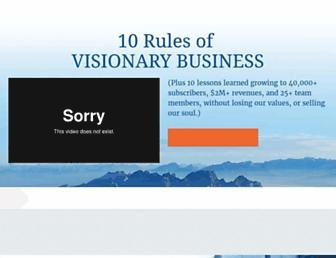 mirasee.com screenshot