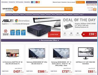 Thumbshot of Saverstore.com