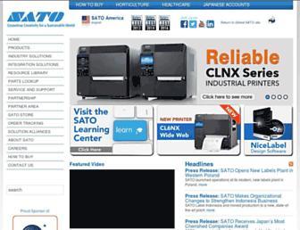 satoamerica.com screenshot