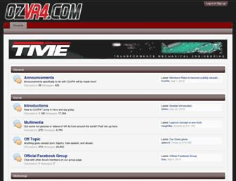 ozvr4.com screenshot