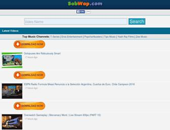 sabwap.com screenshot