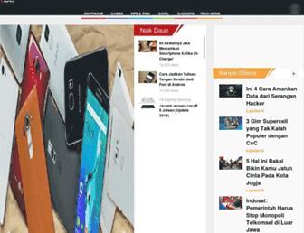 jalantikus.com screenshot