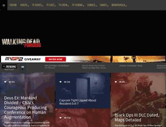 Thumbshot of Walkingdeadforums.com