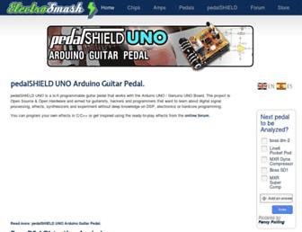 electrosmash.com screenshot