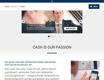 cash-team.com screenshot