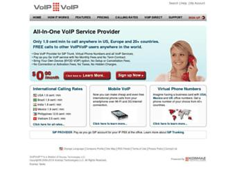 Thumbshot of Voipvoip.com