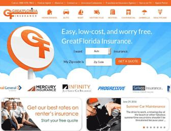 greatflorida.com screenshot