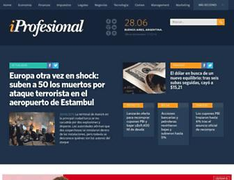 iprofesional.com screenshot