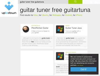 guitar-tuner-free-guitartuna.en.uptodown.com screenshot