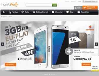 handyflash.de screenshot