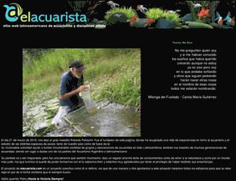 elacuarista.com screenshot