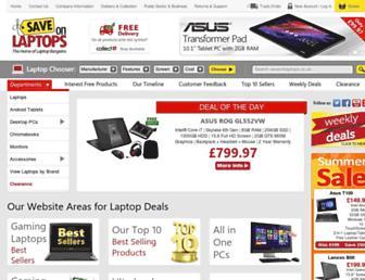 Thumbshot of Saveonlaptops.co.uk