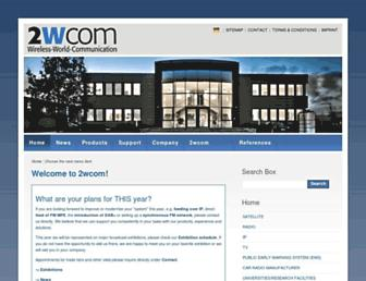 2wcom.com screenshot