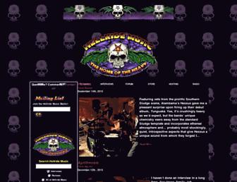 hellridemusicforums.com screenshot