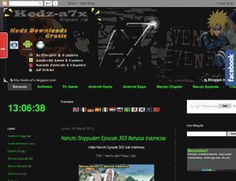 kedz-a7x.blogspot.com screenshot