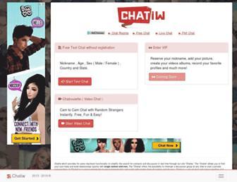 chatiw.com screenshot