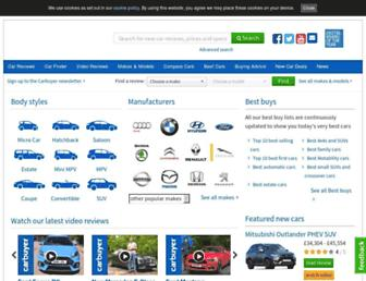 carbuyer.co.uk screenshot