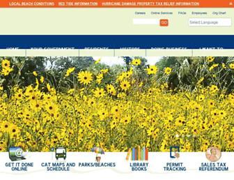 colliercountyfl.gov screenshot