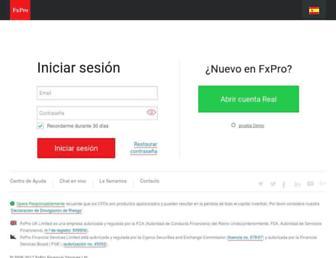 direct.fxpro.es screenshot