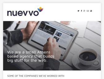 Thumbshot of Nuevvo.com