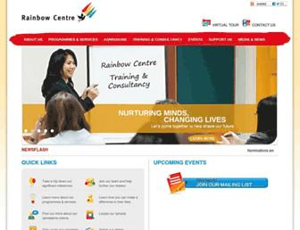 rainbowcentre.org.sg screenshot