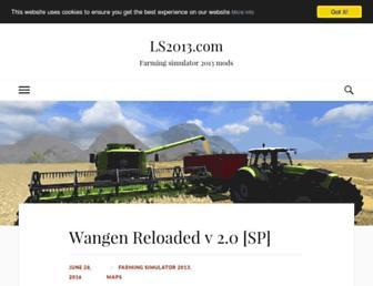 ls2013.com screenshot