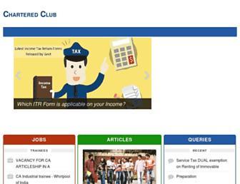 forum.charteredclub.com screenshot
