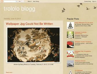 trololoblogg.blogspot.com screenshot