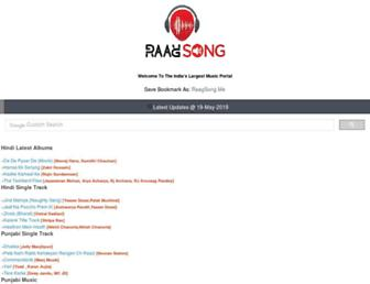 raagsong.info screenshot