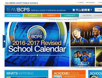Thumbshot of Bcps.org