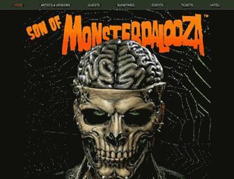 Thumbshot of Monsterpalooza.com