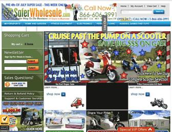 Thumbshot of Saferwholesale.com