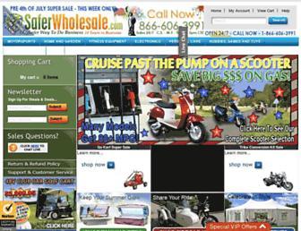 saferwholesale.com screenshot